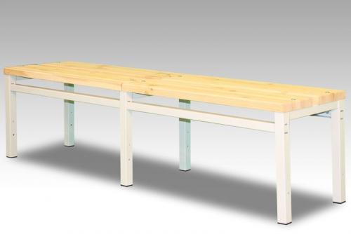 Freistehende Sitzbank - 1500mm